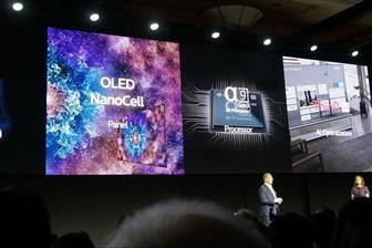 LG highlights its 8K TVs at CES