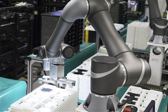 ITRI uses AI to train collaborative robots