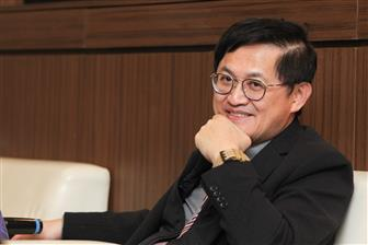 Pegatron chairman TH Tung