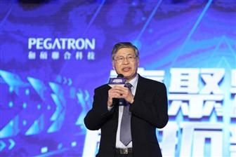 Pegatron+CEO+and+president+SJ+Liao