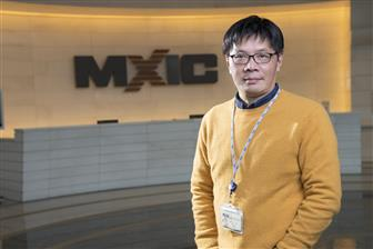 Ming-Cheng Lin, director of Marketing Center, Macronix