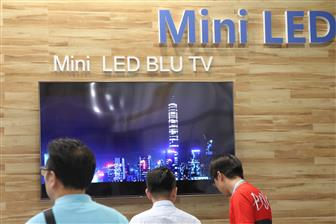 Mini LED BLUs are expected to see significant demand in 2020