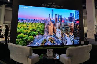 A+216%2Dinch+8K+RGB+fine%2Dpitch+mini+LED+display+showcased+by+Epistar+and+Leyard+jointly+at+CES+2020