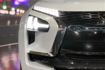 An LED automotive taillight