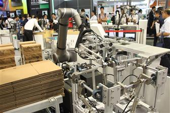 Equipment automation is the first step to smart manufacturing