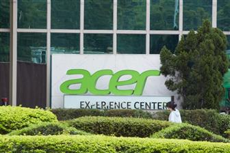 Acer suffers from component shortages