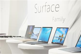 Microsoft+unveils+new+Surface+products+in+Taiwan