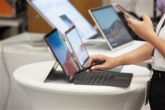 Microsoft%27s+Surface+notebooks+are+enjoying+strong+demand