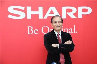 Sharp+chairman+and+CEO+Cheng%2DWu+Dai