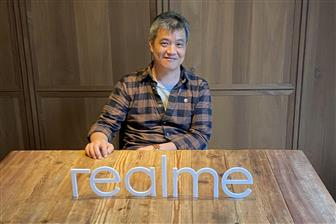 Realme+Taiwan+chief+commercial+officer+Chung+Hsiang%2Dwei