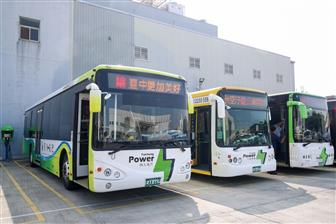Electric+buses