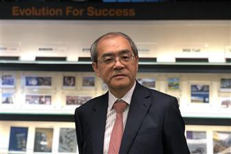 Advantech chairman KC Liu